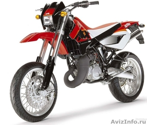 Обучение на права категории А (мотоцикл) - Изображение #1, Объявление #639850