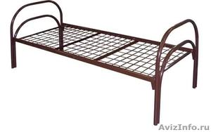 Металлические кровати оптом для рабочих, больницы - Изображение #1, Объявление #906548