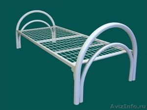 Металлические кровати оптом для рабочих, больницы - Изображение #5, Объявление #906548
