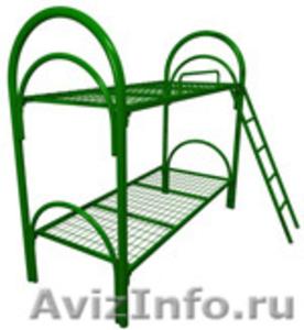 Металлические кровати оптом для рабочих, больницы - Изображение #6, Объявление #906548