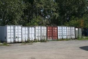 Предлагаем контейнеры морские, железнодорожные 20; 40 фут. б/у - Изображение #3, Объявление #1701524