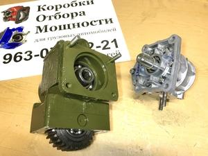 Коробка Отбора Мощности под НШ-32(-50) на РК а/м УАЗ. - Изображение #7, Объявление #1712478