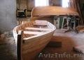 лодки деревянные под заказ