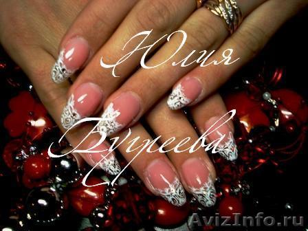 Ногтей китайская роспись ногтей