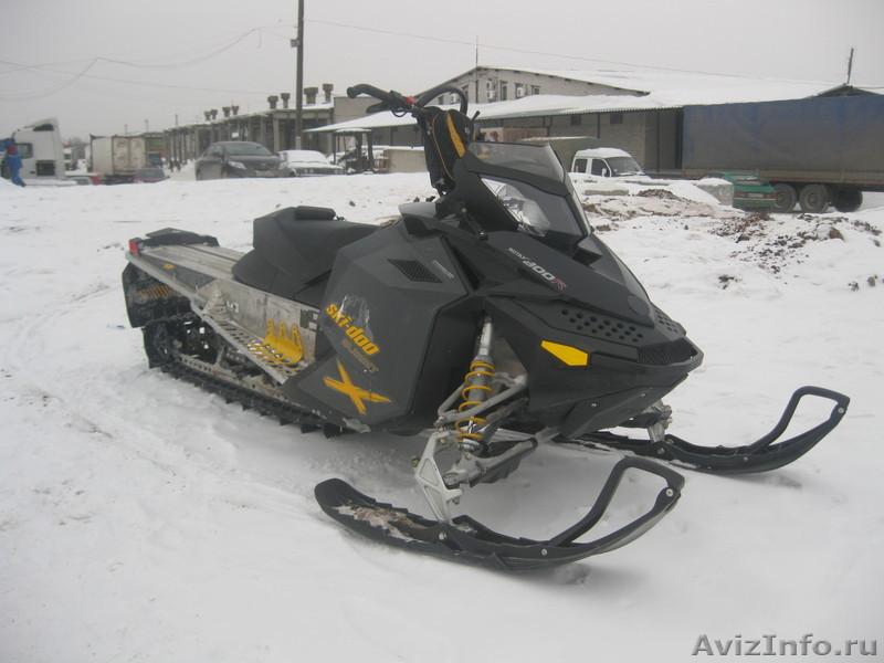снегоходы б у цены и фото в москве