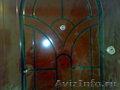 двери металлические для сада