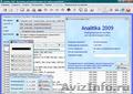 Analitika 2009 - Бесплатная программа для комплексного ведения учета в торговле