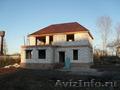 строящийся дом-260 кв.м.  Еманжелинка Еткульский р-он