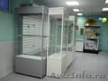 Продам стеклянные витрины и экономпанели