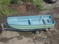 Моторная лодка Лоцман-530