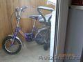 Детский велосипед мурзик на возраст от 2 до 5 лет