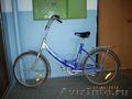 Продам дорожный складной велосипед motor