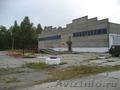 Производственно-складская база с ж.д. веткой (тупиком)