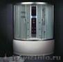 AQUA предлагает широкий выбор ванн и душевых кабин