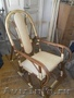 Кресло-качалка из ивы