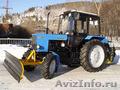 Трактор МТЗ-82 Отвал 2,5 м.+щётка 2 м. - Изображение #2, Объявление #830767
