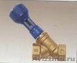 Клапаны ручные балансировочные Ду 15 CIMBERIO,  Италия