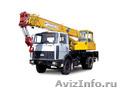 Услуги крана 14 тонн по Челябинску