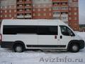 Пассажирские перевозки на микроавтобусе Пежо Боксер класса Люкс (18 мест) - Изображение #3, Объявление #915515