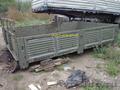 Кузов бортовой 4 м. Урал 4320