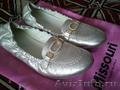 Продам итальянские туфли на девочку