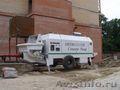 Бетононасос HBT S40 13-75.8R дизельный