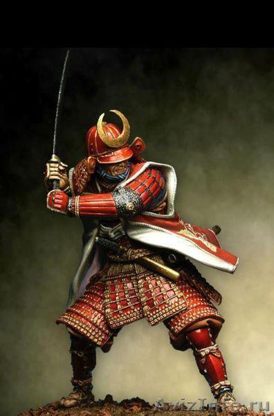 Японское фехтование, Объявление #1326607