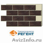 Цокольные фасадные термопанели с клинкерной плиткой