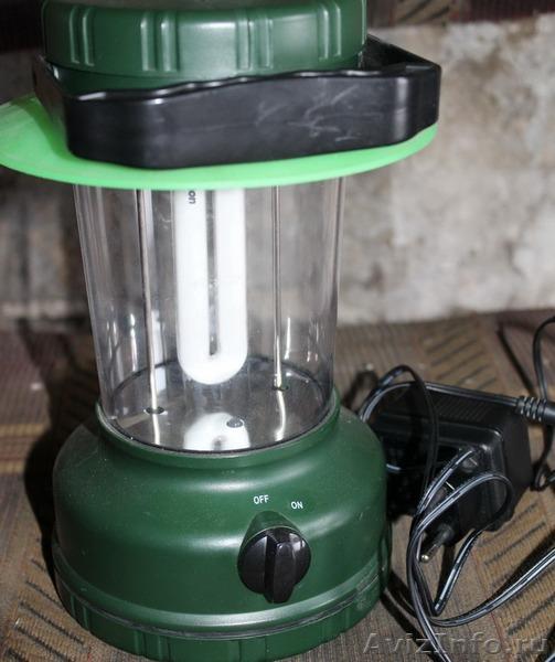 Продам фонарь кемпинговый походный, Объявление #1430104