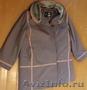 Продам плащ женский с тёплым подкладом и меховым воротником на весну-осень. - Изображение #4, Объявление #1477555