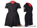 форма Платье Юстиции Мвд- Полиции с коротким или длинным рукавом женская
