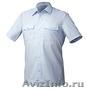 Сорочка Рубашка Для Мвд Полиции В Заправку С Коротким Рукавом Ткань Сорочечная