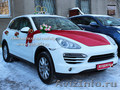 Спортивный внедорожник Porsche Cayenne на заказ