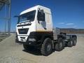 Седельный тягач вездеход ХАНТ МС410,  8х8,  Euro V